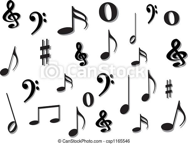 Music notes music notes music notes csp1165546 thecheapjerseys Choice Image