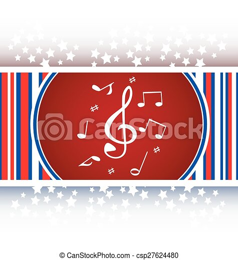 music round glossy web icon on white background vector - csp27624480