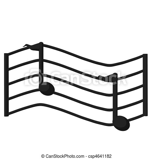 music scale stock illustrations 3 144 music scale clip art images rh canstockphoto com