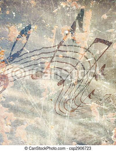 music sheet - csp2906723
