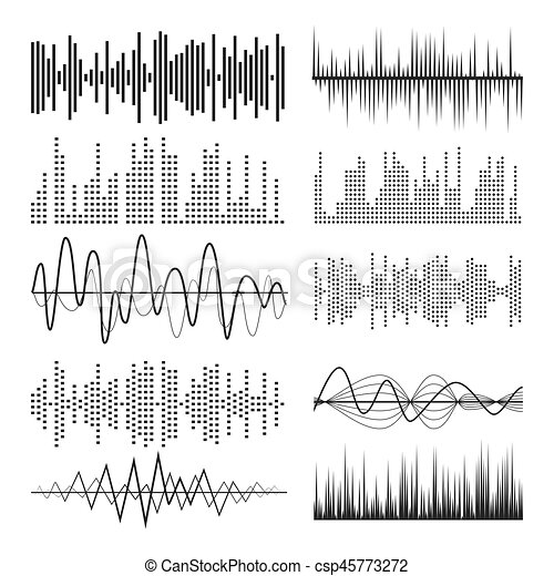 Sound Waves Abstract