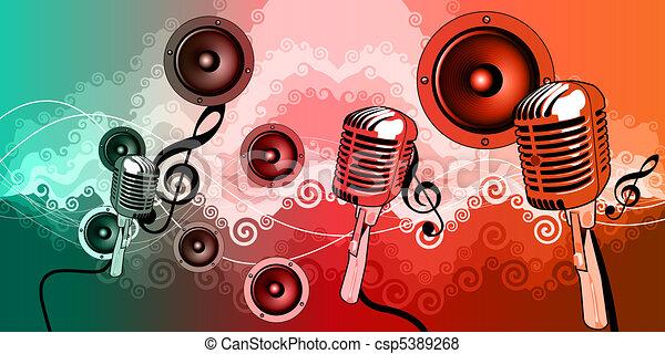 music - csp5389268