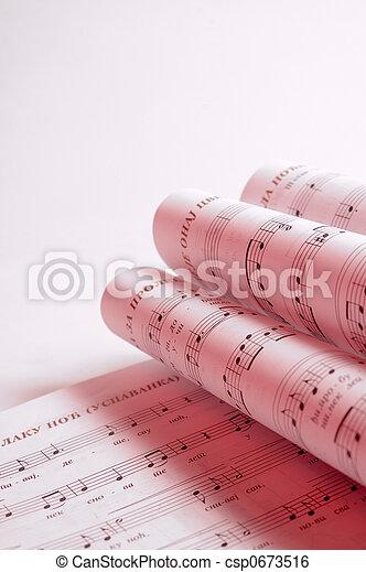 Music - csp0673516