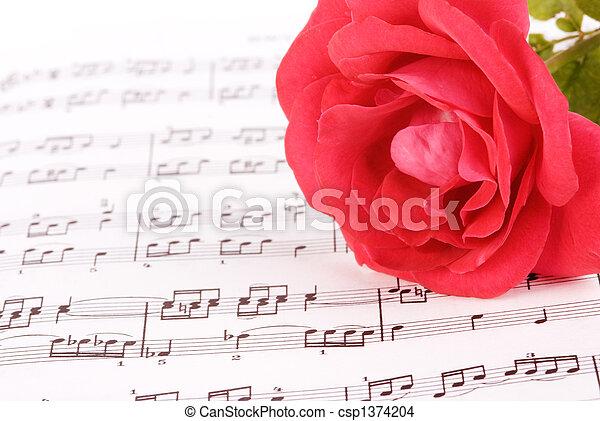 music - csp1374204
