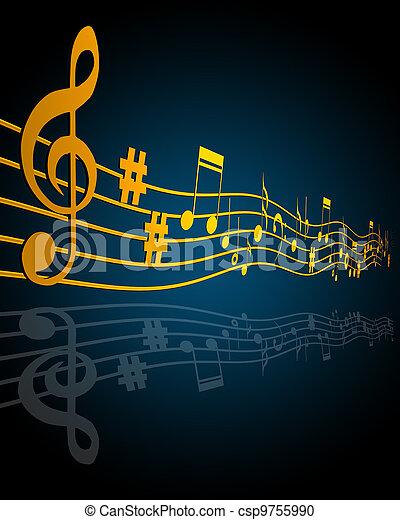 music - csp9755990