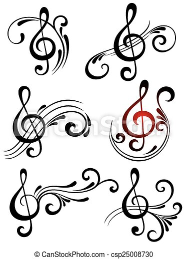 Music Symbols Music Collection
