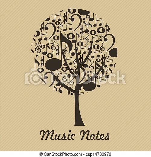 music tree - csp14780970