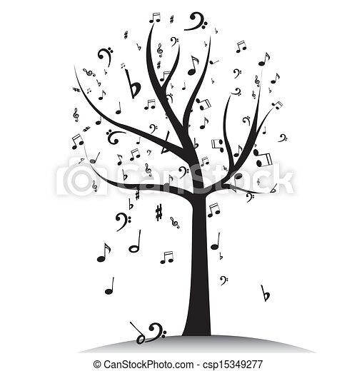 music tree - csp15349277