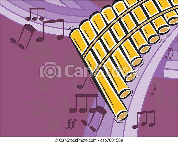 Musical Background - csp7001509