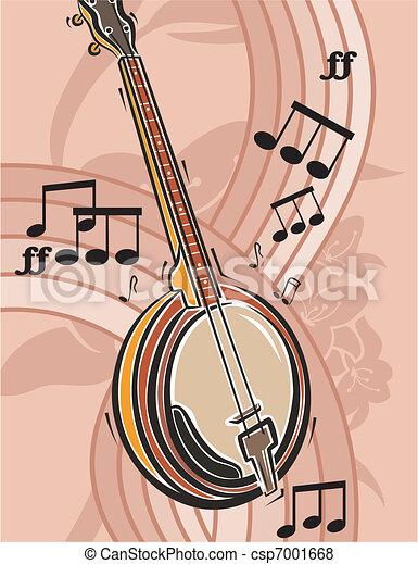 Musical Background - csp7001668