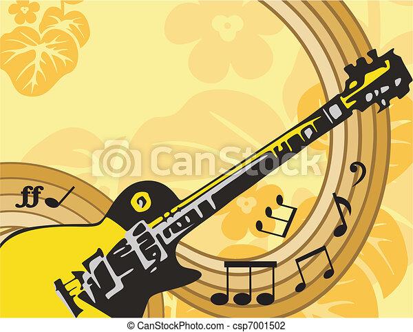 Musical Background - csp7001502