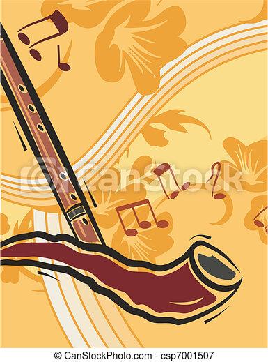 Musical Background - csp7001507