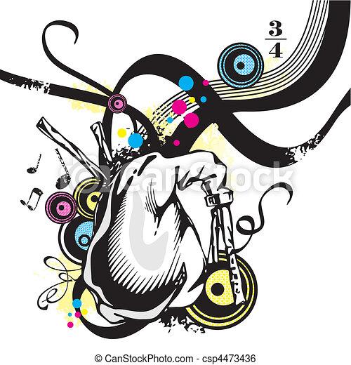 Musical - csp4473436