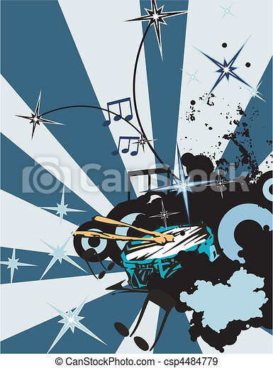 Musical - csp4484779