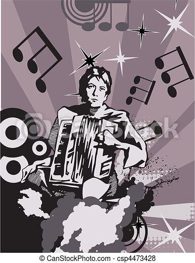Musical - csp4473428