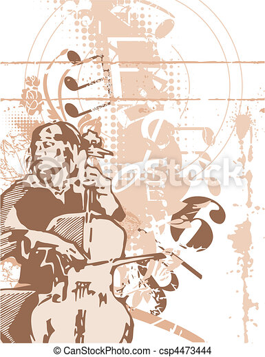 Musical - csp4473444