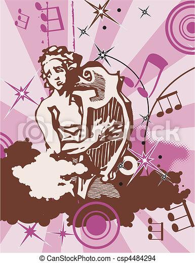 Musical - csp4484294