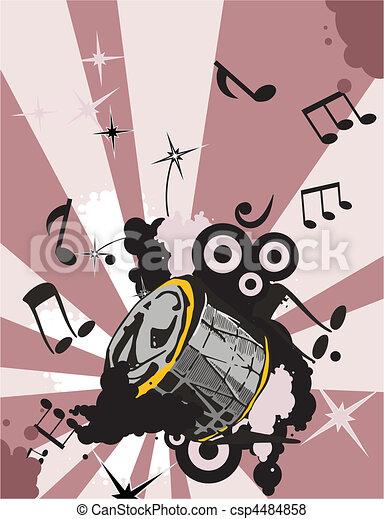 Musical - csp4484858