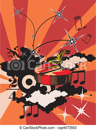 Musical - csp4473563