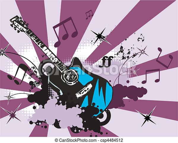 Musical - csp4484512