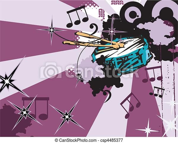 Musical - csp4485377