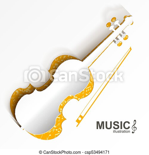 musical instrument template musical instrument template with white