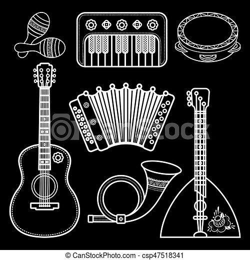 Musical Instruments Children S Toys Set
