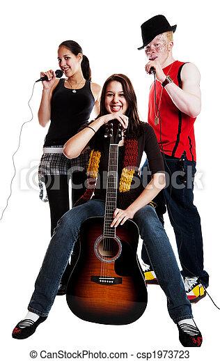 Musical Trio - csp1973723