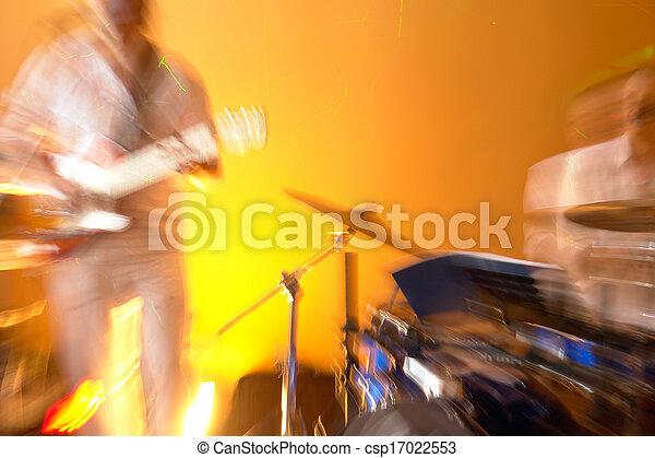 musician - csp17022553