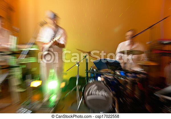 musician - csp17022558