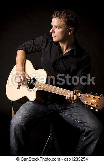 musician - csp1233254