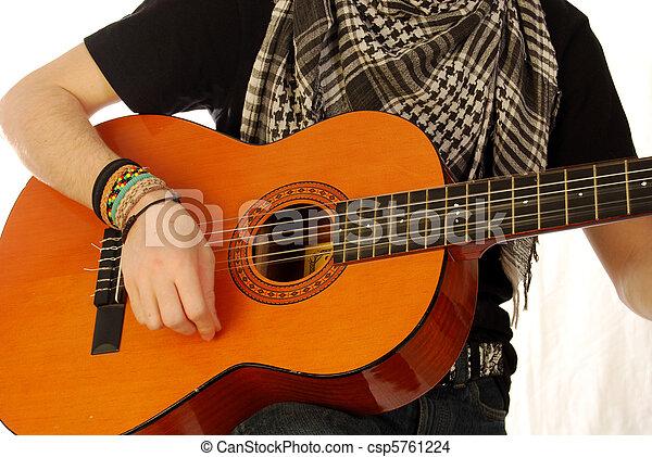 Musician - csp5761224