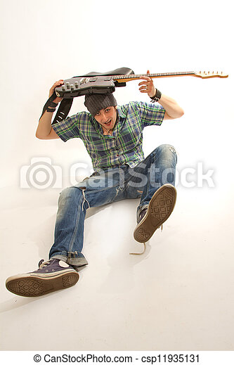 musician - csp11935131