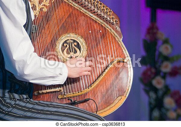 musician - csp3636813