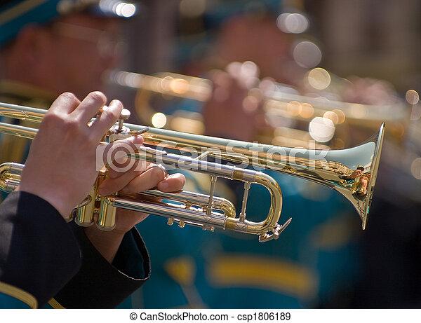Musicians - csp1806189