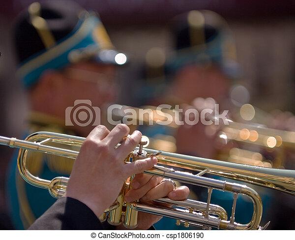 Musicians - csp1806190
