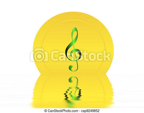 musik - csp9249852