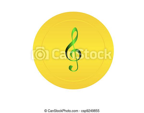 musik - csp9249855