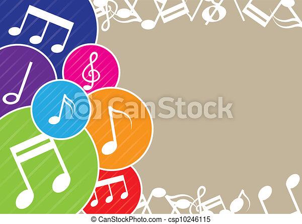 Musik - csp10246115