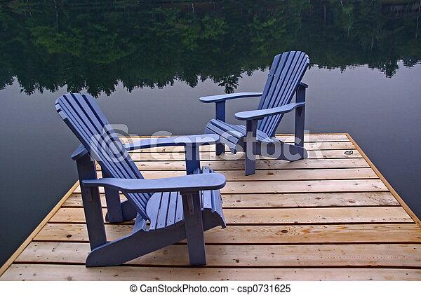 Charmant Muskoka Chairs   Csp0731625