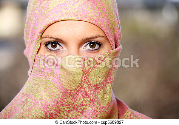 The answer Beautiful muslim women face pictures right!