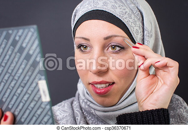 Share Beautiful muslim women face pictures phrase Just