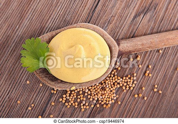mustard - csp19446974