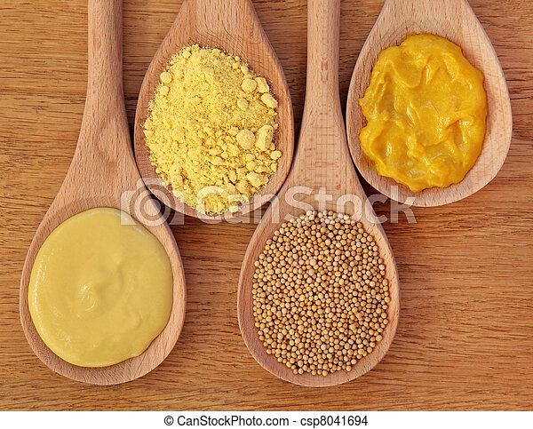 Mustard Selection - csp8041694