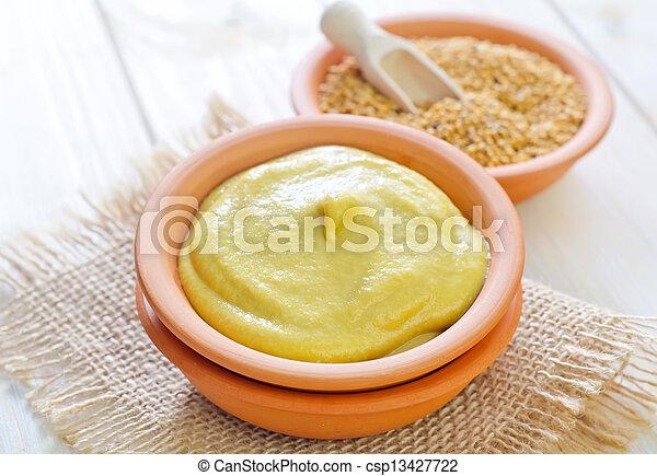 mustard - csp13427722
