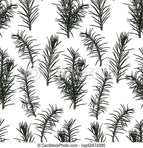 Tannenbaum Muster.Muster Branches Tannenbaum Seamless