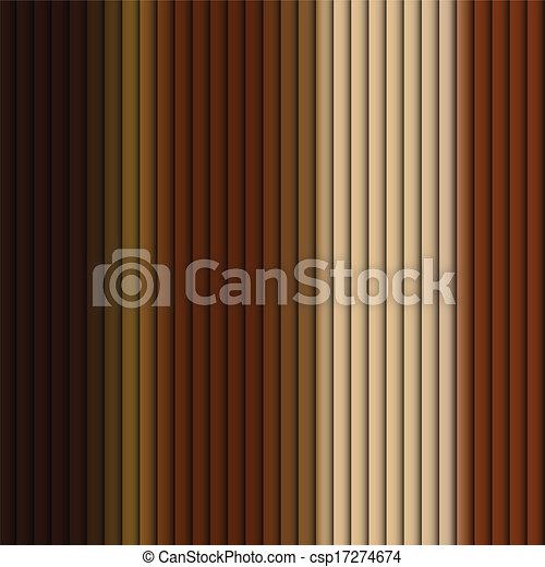 muster, brauner, streifen, hintergrund, seamless - csp17274674
