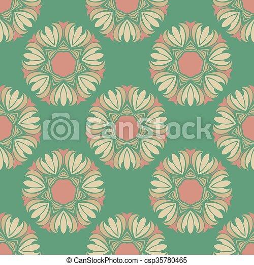 muster stil seamless boho csp35780465 - Boho Muster