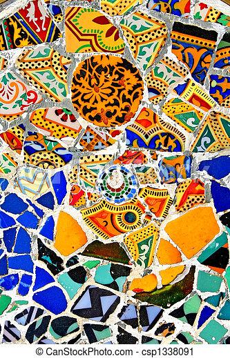 muster wahlfrei mosaik csp1338091 - Mosaik Muster