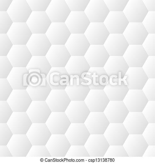 muster, weißes - csp13138780